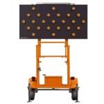 Construction Zone Arrow Board Rental